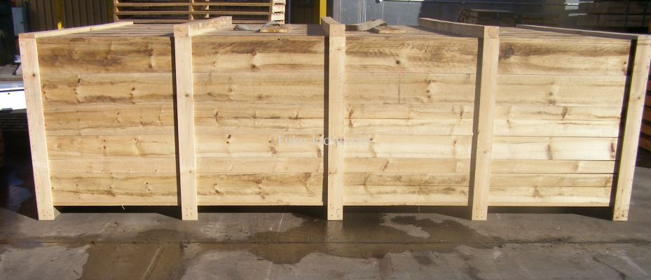 Wooden Pallet Crate