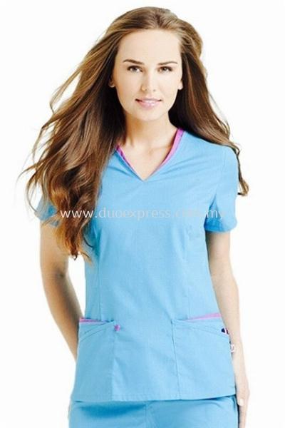 Medical Scrub Uniform 024