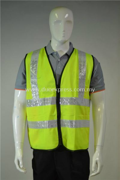 Factory Safety Vest and Uniform 008