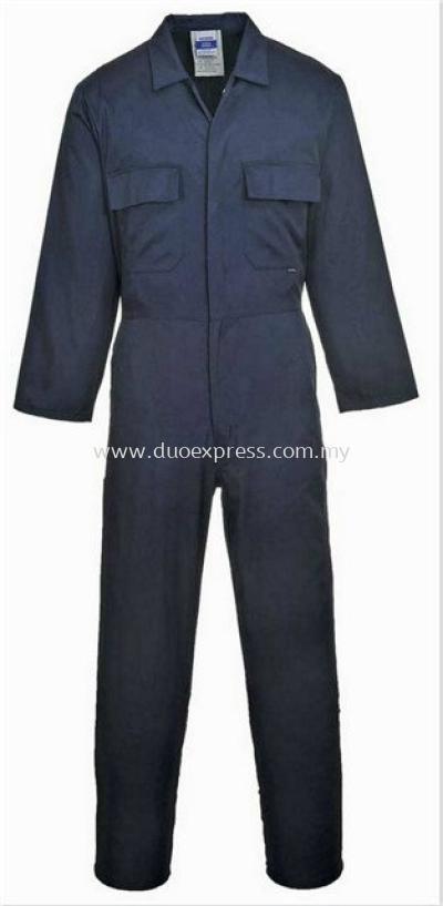 Coverall Uniform 019