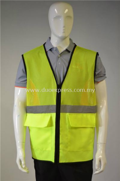 Factory Safety Vest and Uniform 007