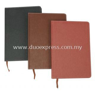 PU Note Book (A5) BG-3040