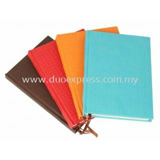 Colourful PU Notebook (BG-816)