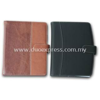 PU Note Book (A5) BG-3027