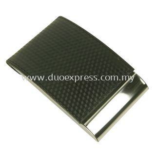 Executive PU Name Card Holder
