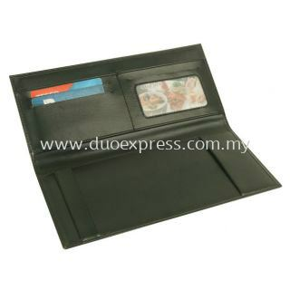 PU Cheque Book Holder