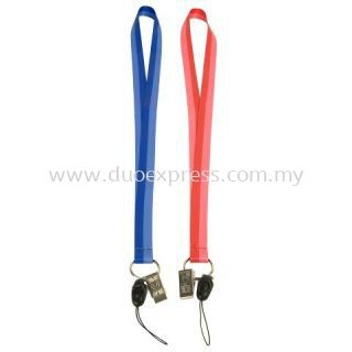 Semi Color lanyard