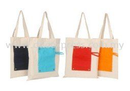FANCY CANVAS FOLDABLE BAG GP311