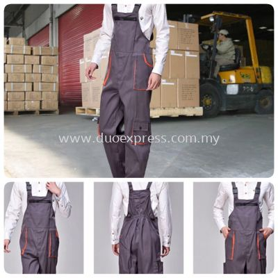 Factory - Warehouse Jumpsuit ( New )