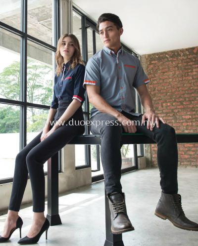 Corporate F1 Shirt- Unisex- Ready Made F-126