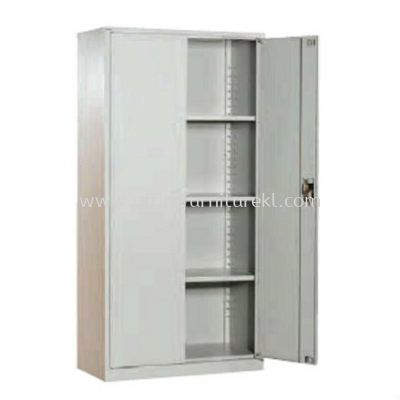 FULL HIGH CUPBOARD WITH STEEL SWING DOOR (INTERNAL VIEW)