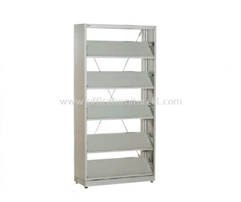 PERIODICAL SHELVING WITH 5 SHELVING
