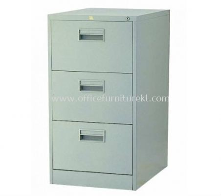 STANDARD 3 DRAWER FILLING CABINET