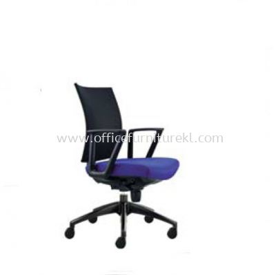 INCLUDE EXECUTIVE LOW BACK MESH CHAIR WITH ROCKET NYLON BASE ID 392F
