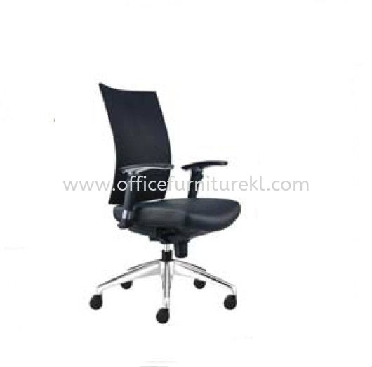 INCLUDE EXECUTIVE MEDIUM BACK LEATHER OFFICE CHAIR ID 391L - Top 10 Best Budget Executive Office Chair | Executive Office Chair Bukit Jalil | Executive Office Chair Kerinchi | Executive Office Chair Pandan Jaya