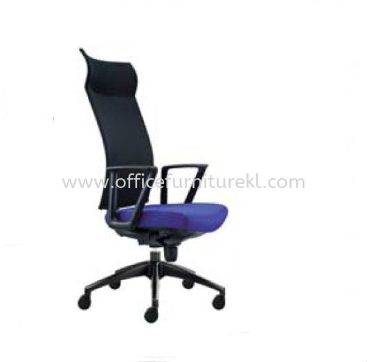 INCLUDE EXECUTIVE HIGH BACK MESH OFFICE CHAIR ID 390F - Top 10 Hot Item Executive Office Chair | Executive Office Chair Bangsar | Executive Office Chair KL Sentral | Executive Office Chair Ampang