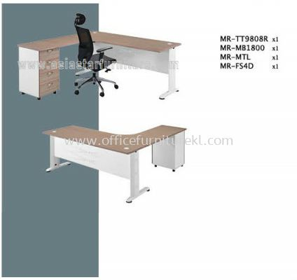 MR L-SHAPE TABLE SET B