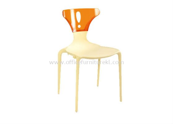 AS HH 460A PP CHAIR WITH PC REST