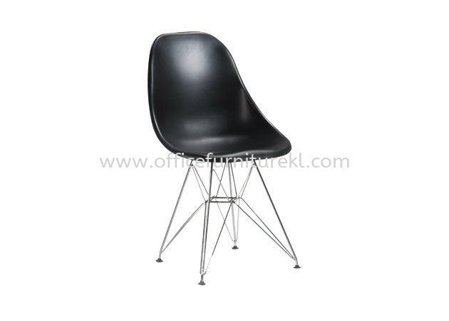 AS HH 231 PP CHAIR WITH CHROME LEG