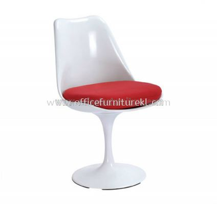 AS HH 323B ABS CHAIR WITH ALUMINIUM BASE