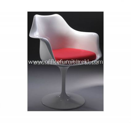 AS HH 221 ABS CHAIR WITH ALUMINIUM BASE