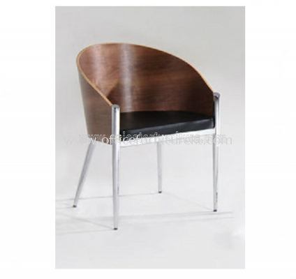 AS C17 VENEER RELAXING CHAIR