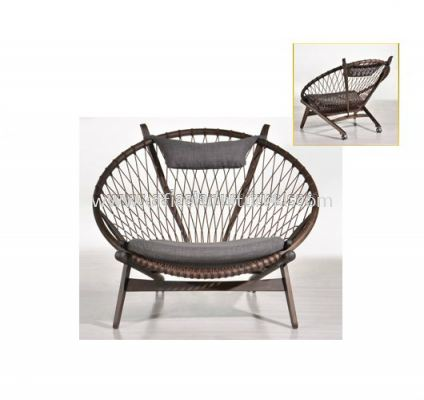 AS HS8103 REPLICA CIRCLE CHAIR