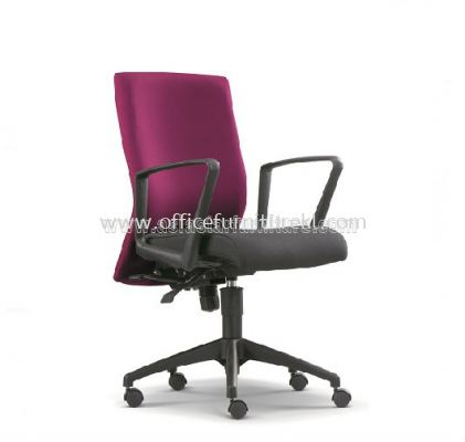 DYNAMIC LOW BACK CHAIR DY3