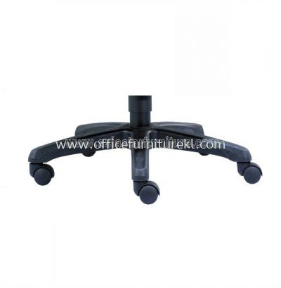 MERIT SPECIFICATION - THE PP NYLON BASE ENCHANCE STABILITY OF THE CHAIR
