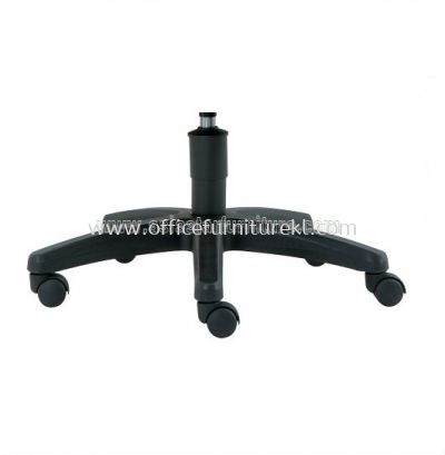 MOST SPECIFICATION - THE PP NYLON BASE ENCHANCE STABILITY OF THE CHAIR