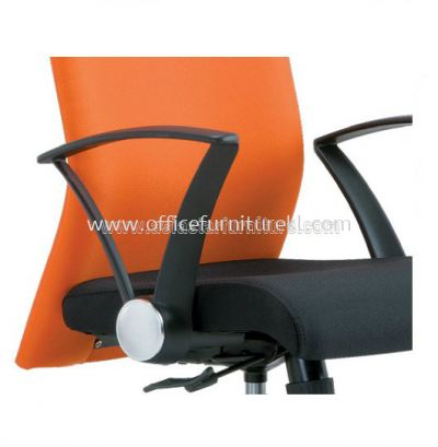 MOST SPECIFICATION - FASIONABLE PP ARMREST PORVIDE FIRM ARM SUPPORT AND COMFORT