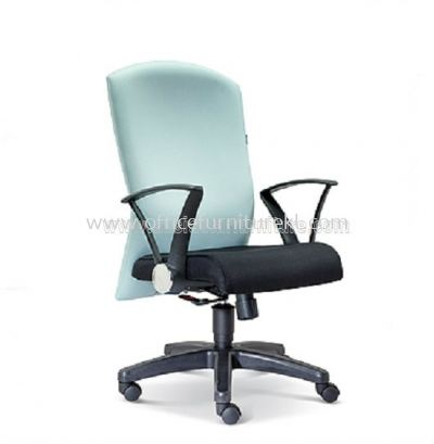 SOLVE MEDIUM BACK CHAIR ASE2592
