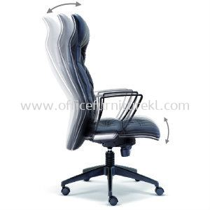 ULTIMATE SPECIFICATION - CURVES AND CONTOURS OF IMPECCABLE CRAFTSMANSHIP ENSURE CORRECT POSTURE PERFECT COMBINATION OF AESTHETICS DESIGN AND COMFORT