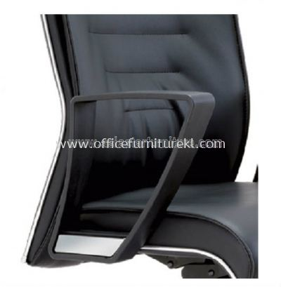 GREATER  SPECIFICATION - LOOP TYPE PP ARMREST IN CHROME FINISH FOR ULTIMATE COMFORT