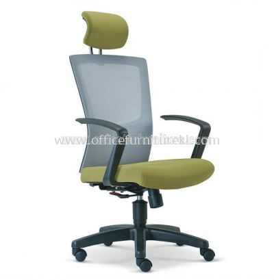 VICTORY MESH HIGH BACK CHAIR WITH PP BASE ASE2685
