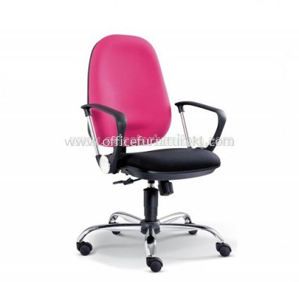 OFIZ SECRETARIAL MEDIUM BACK CHAIR ASE234