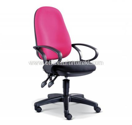 OFIZ SECRETARIAL MEDIUM BACK CHAIR ASE238