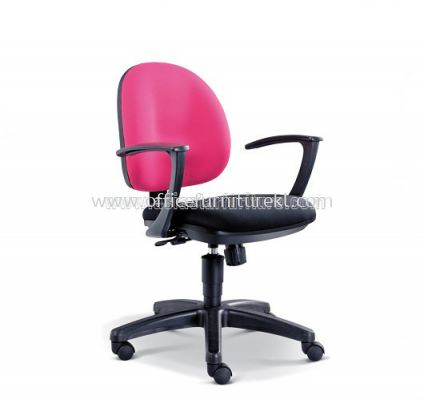 OFIZ SECRETARIAL LOW BACK CHAIR ASE237