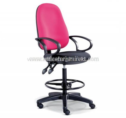 OFIZ SECRETARIAL MEDIUM BACK DRAFTING CHAIR ASE289