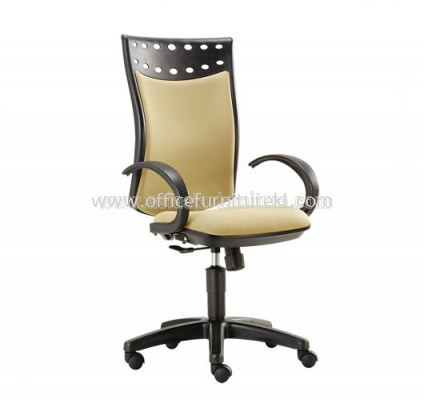 SOLAR SECRETARIAL HIGH BACK CHAIR ASE920