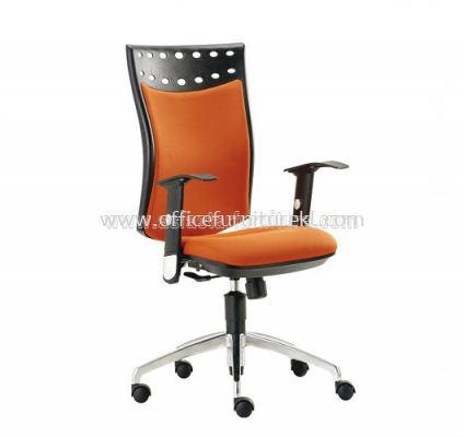 SOLAR SECRETARIAL HIGH BACK CHAIR ASE918