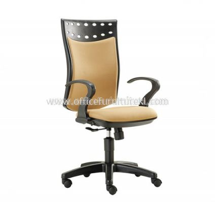 SOLAR SECRETARIAL HIGH BACK CHAIR ASE921