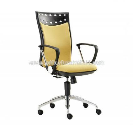 SOLAR SECRETARIAL HIGH BACK CHAIR ASE919