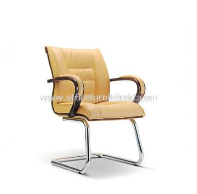 BAAS WOODEN VISITOR CHAIR ASE2154
