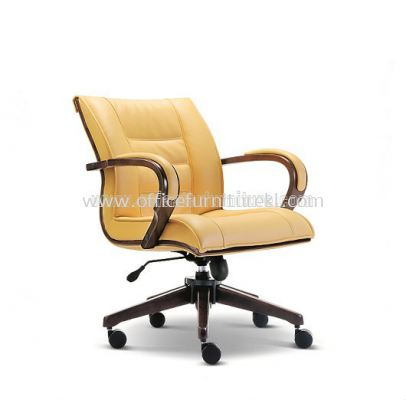 BAAS WOODEN LOW BACK CHAIR ASE2153