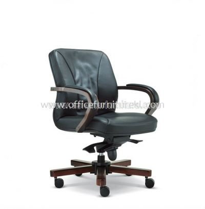 FORTUNE WOODEN LOW BACK CHAIR ASE2163