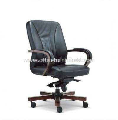 FORTUNE WOODEN MEDIUM BACK CHAIR ASE2162