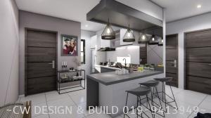 Condo Design @ Tri Pinacle, Penang, Malaysia