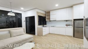 Cozy Muji Style Condo Design & Renovation @ D'Latour Residence, Bandar Sunway, Petaling Jaya, Malaysia