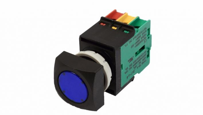 ECS-P1 Flat Type Momentary Pushbutton Switch